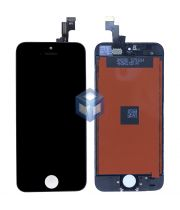 Дисплей iPhone 5S черный (LCD экран, сенсор, стекло, модуль в сборе)