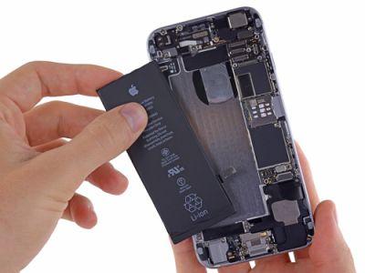 Инструкция по замене батареи/аккумулятора на Apple iPhone 6