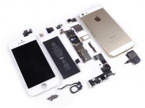 Инструкция по замене экранного модуля на Apple iPhone 5S
