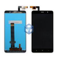 Оригинальный дисплей Xiaomi Redmi Note 3, Redmi Note 3 Pro черный | 147*73 mm | LCD экран, тачскрин, модуль в сборе